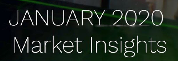 MARKET UPDATE- JANUARY 2020